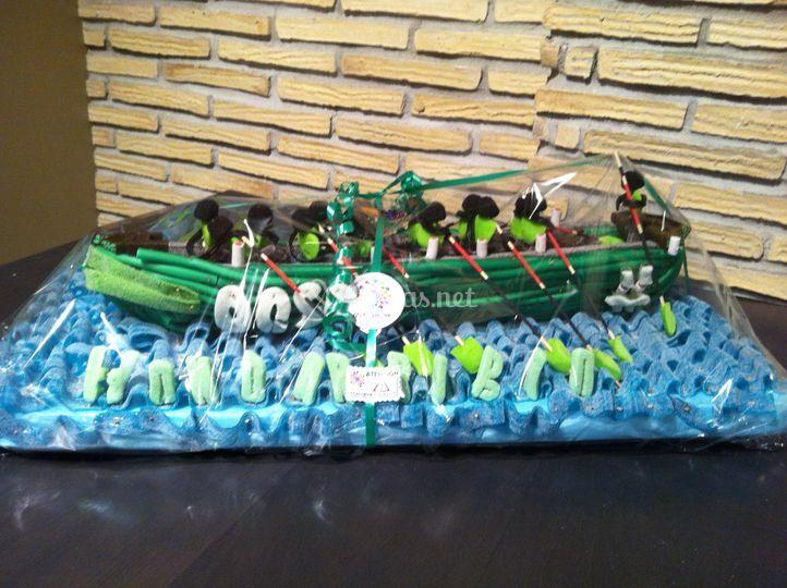Barco de equipo