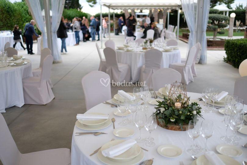 Sala de boda