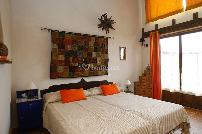 Habitación Marruecos