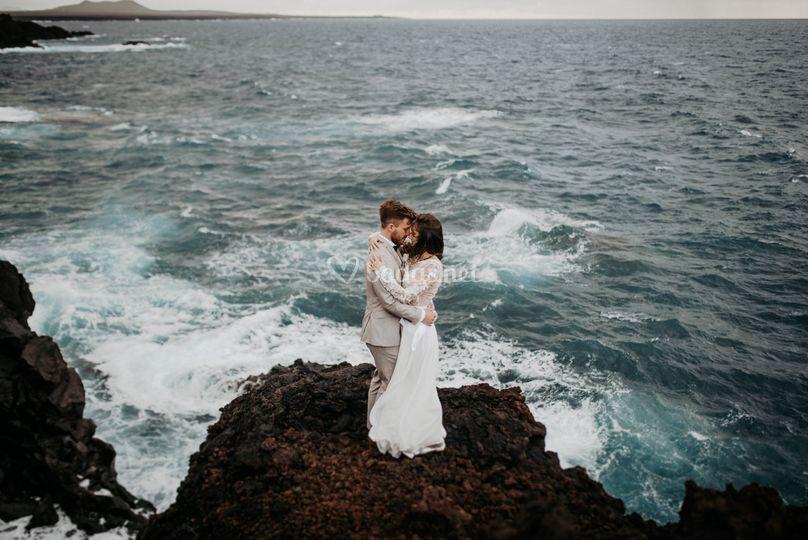 Fotógrafo de bodas en Fuerteventura