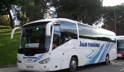 Autocares Julio Fernández