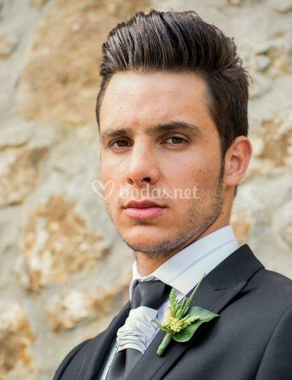 Maquillaje de novio