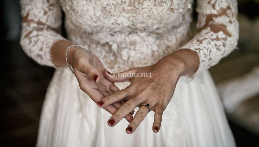Alianza de boda