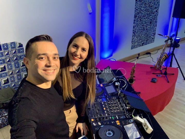 Luis Herrera y Ley DJ