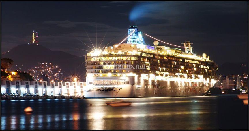Cruceros de ensueño