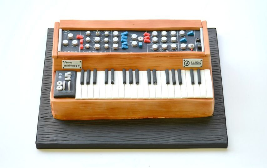 Tarta - piano mini mogg
