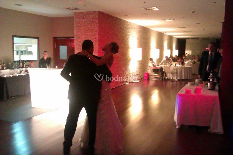 Primer Baile.. momento romance
