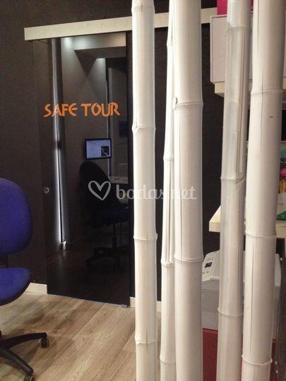 Interior de nuestra oficina