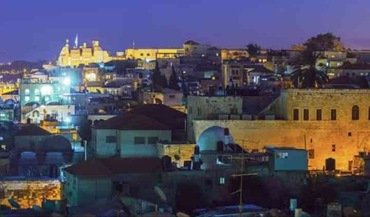 Destino Israel