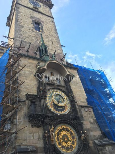 Safe Tour- El reloj astronómica- Praga