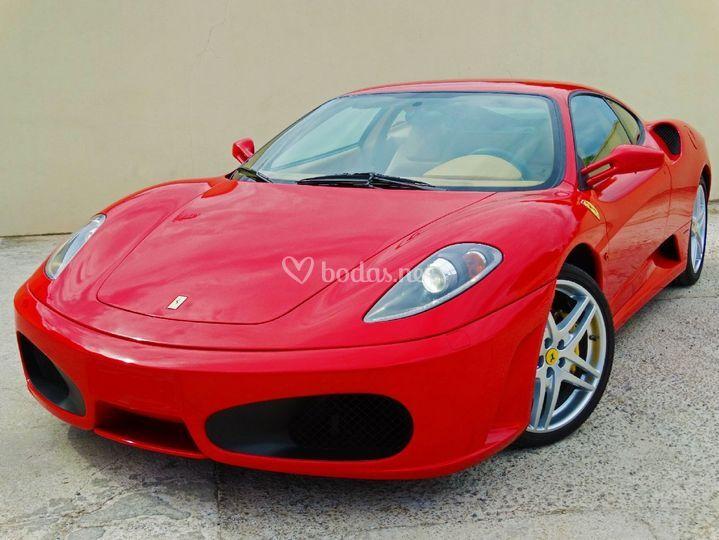 Ferrari vip malaga