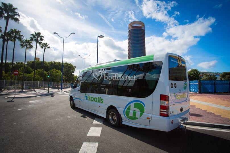 Microbus 19 plazas