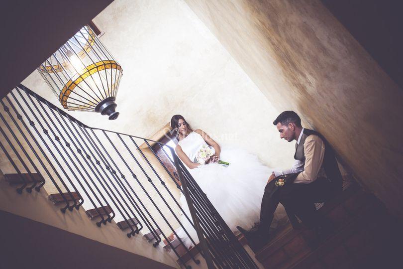Fotografía reportaje boda.
