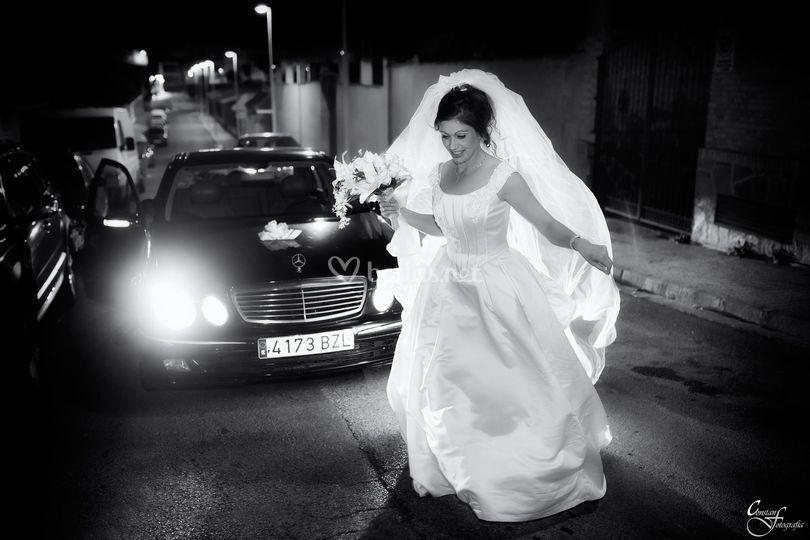 Las prisas de la novia