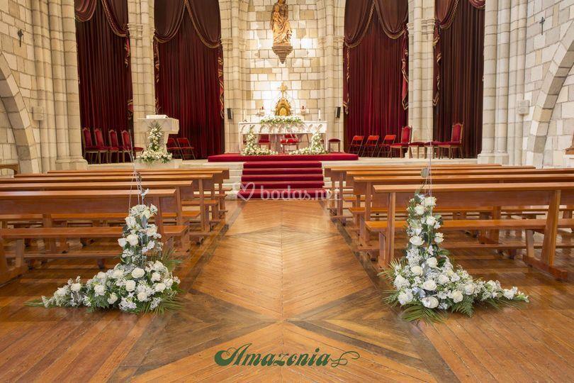 Iglesia universidad de Deusto