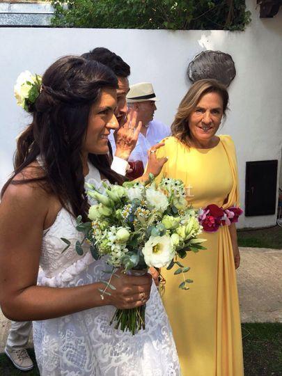 Ramos de novia a medida