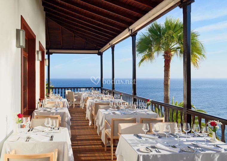 Terraza Restaurante Principal