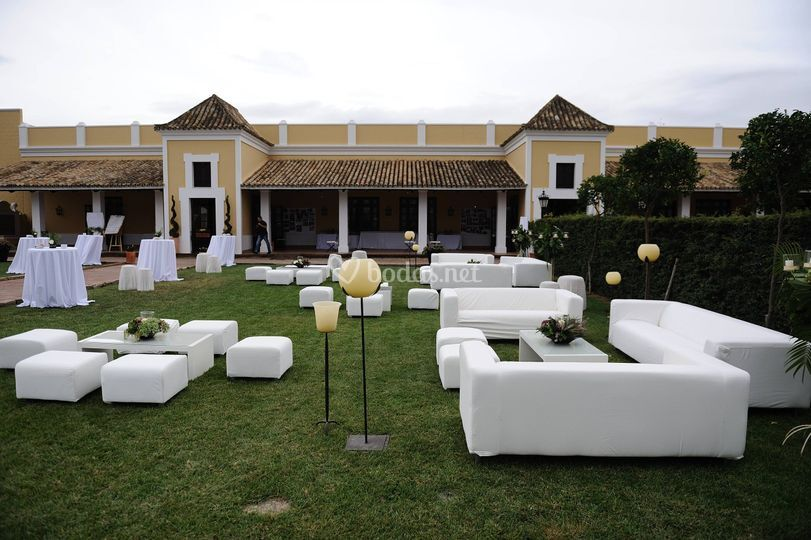 Hacienda pando - Chill out jardin ...