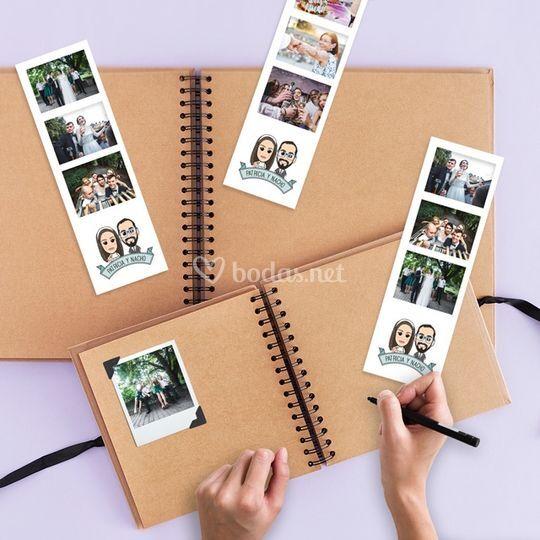 Ilustración para el photocall