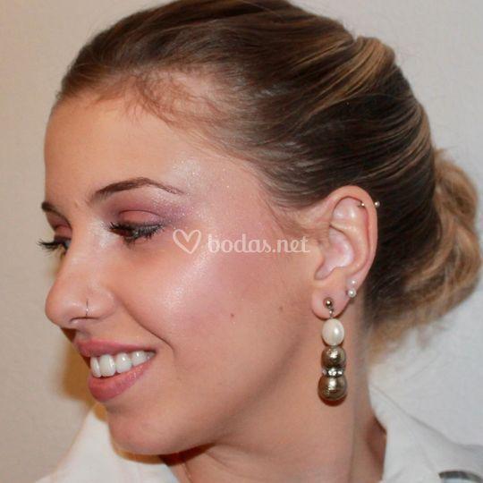 Maquillaje de Eva