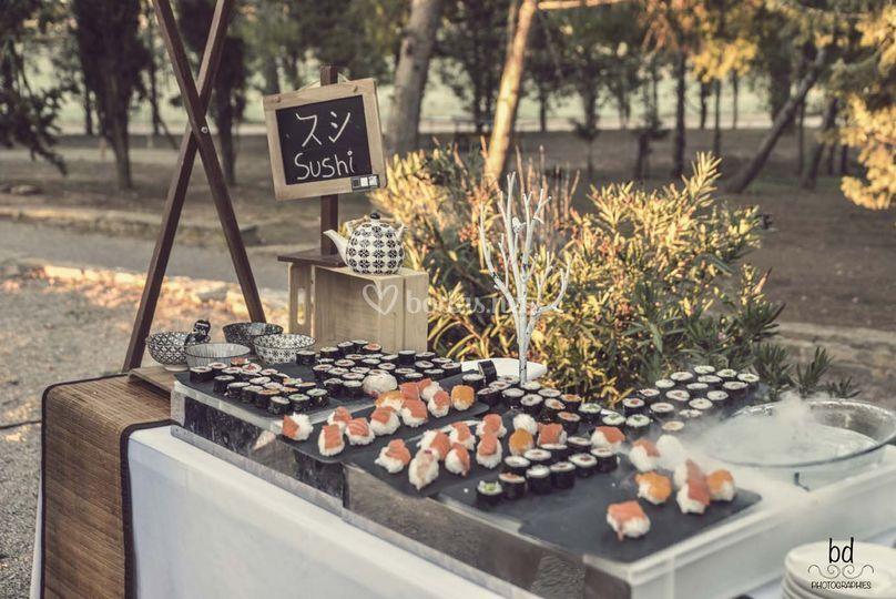 Xiringuito de sushi