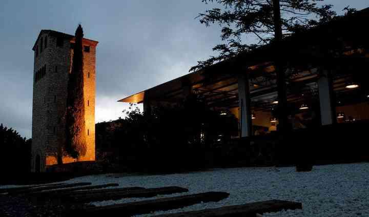 Iluminación Castell Tallat
