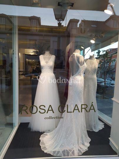 Novias Rosa Clara