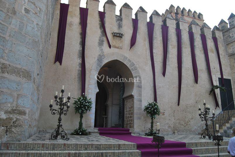 Castillo San Marcos de Artemisa Floristería