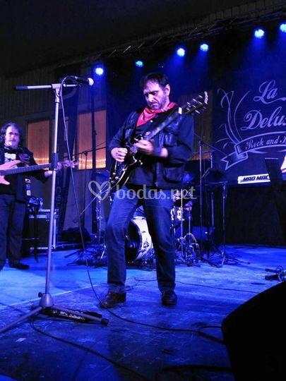 Guitarra y Saxo