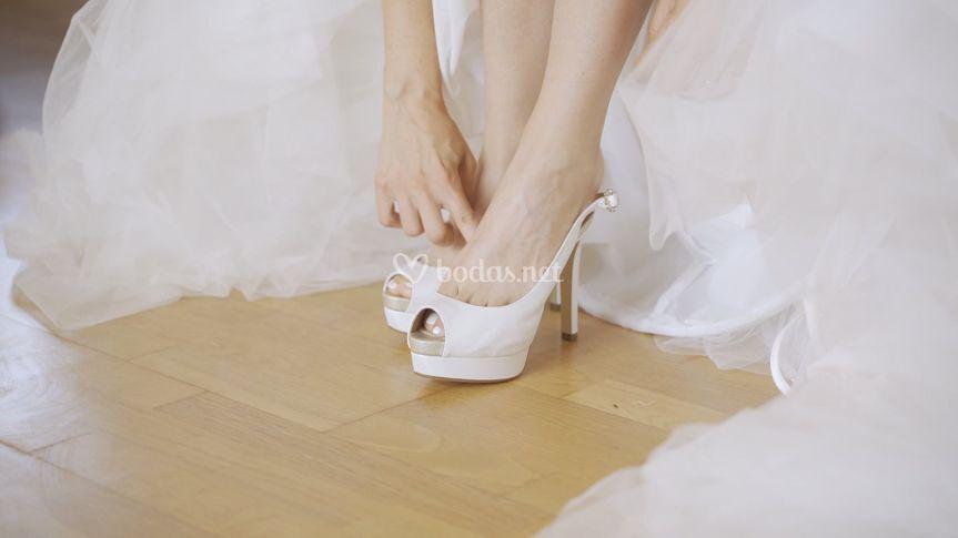 Zapato especial