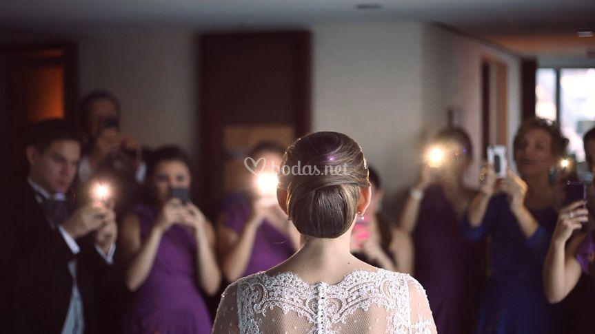 Vídeo de boda en Barcelona