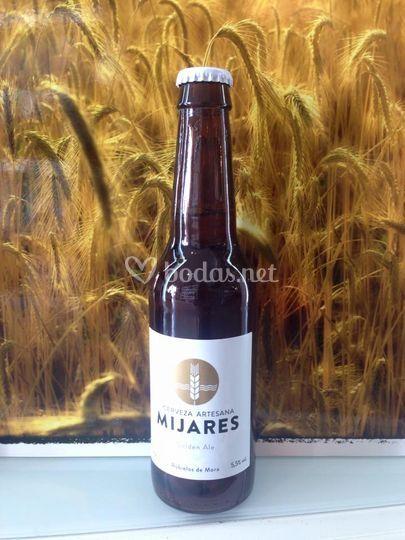 Cerveza de Rubielos de Mora