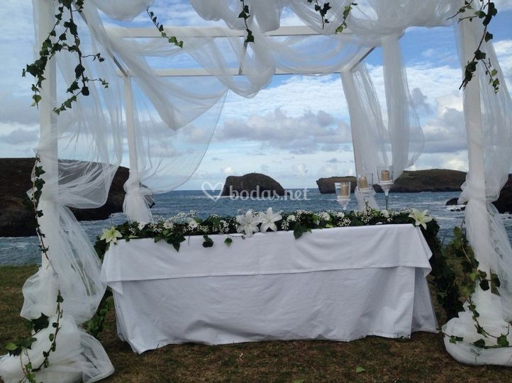 Ceremonia Acantilado de Asturevento