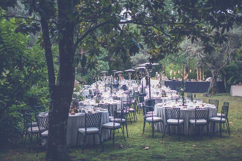 Una boda de ensueño