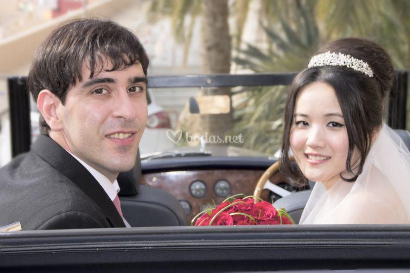 Vicente y Vivienn