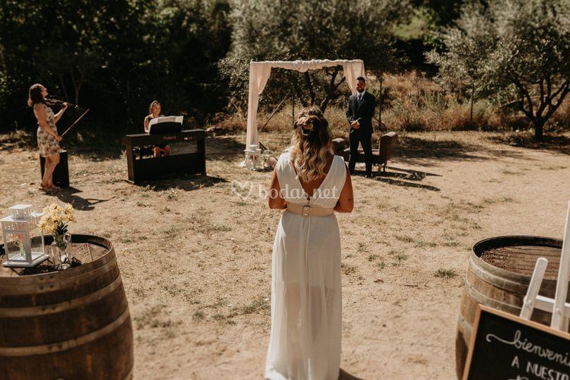 Shooting de boda