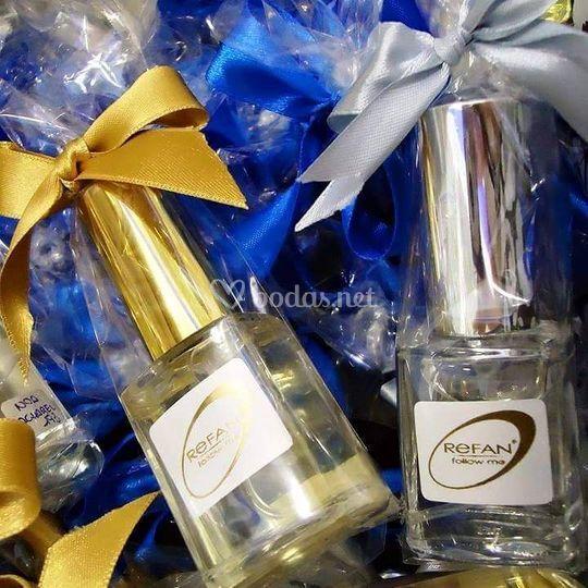 Perfumes para invitados