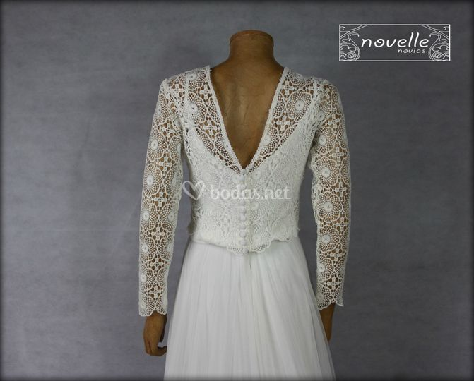 Vestido novelle - col. 2019