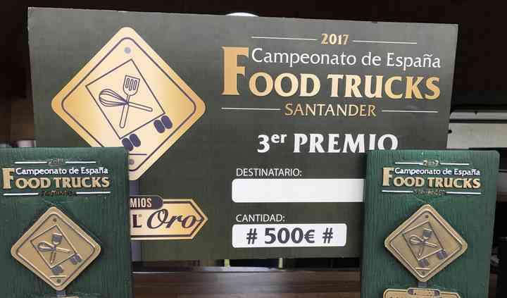 3 premio campeonato de España