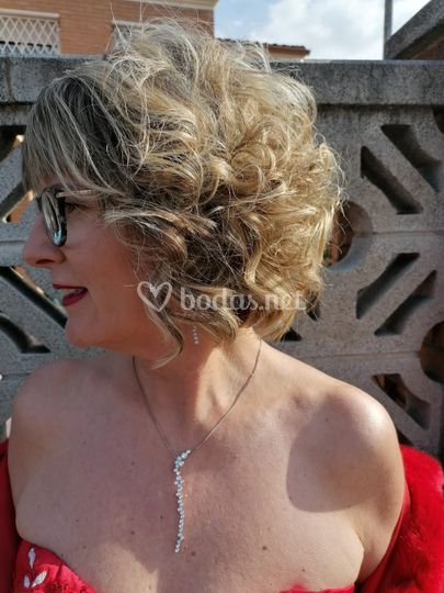 Peinado lateral