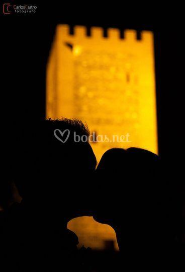 Amor en la noche