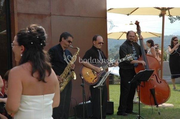 Milunet Produccions Trio De Jazz
