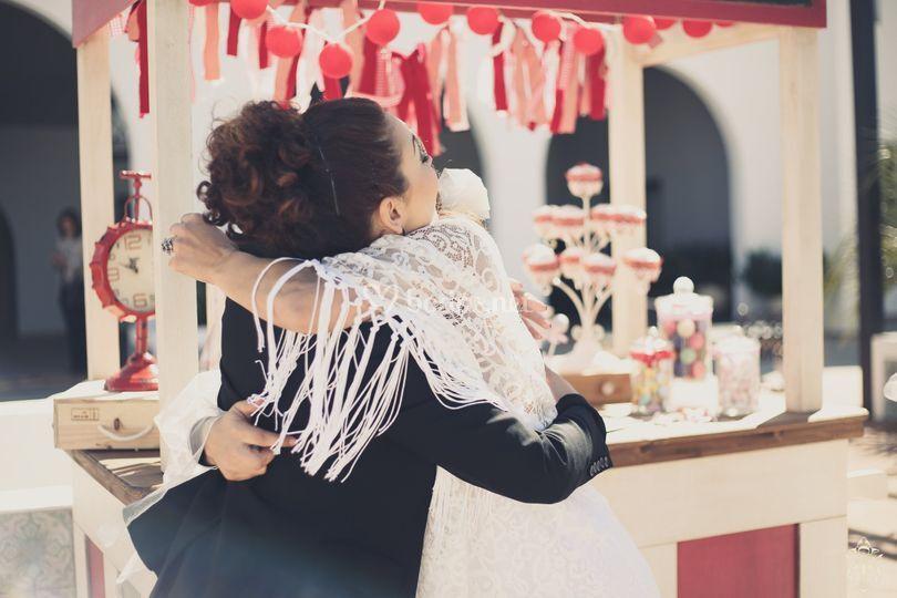 Cris y su wedding