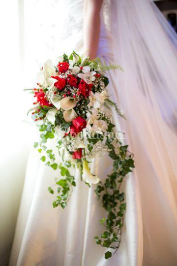 Ramo de novia casada