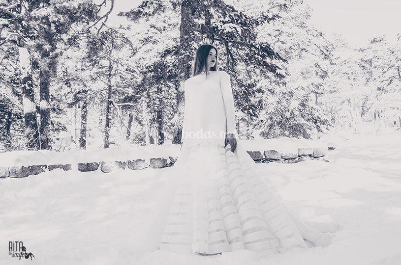 Editorial moda novias