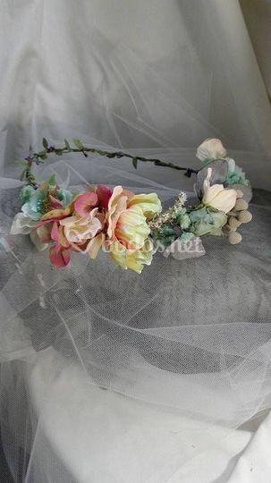 Flores liofilizadas