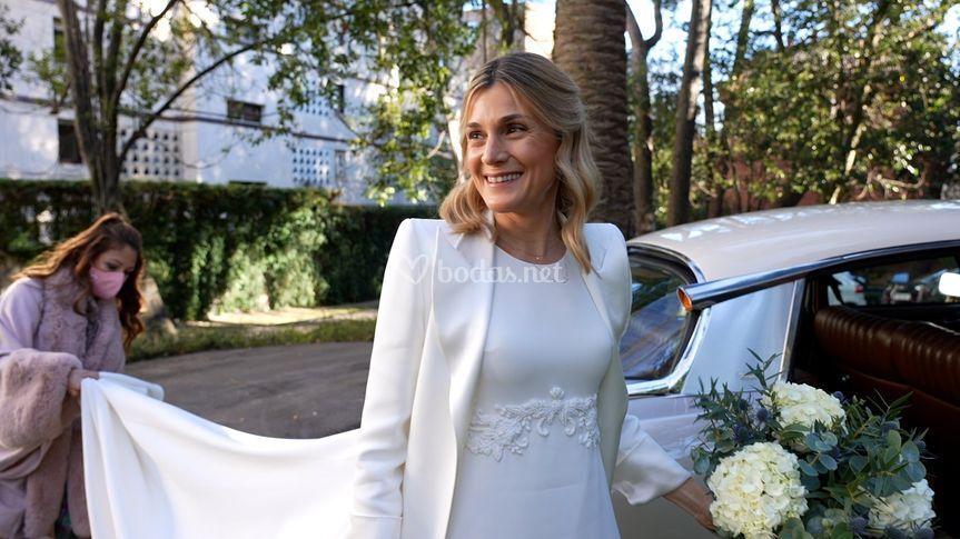 Streaming: llegada de la novia