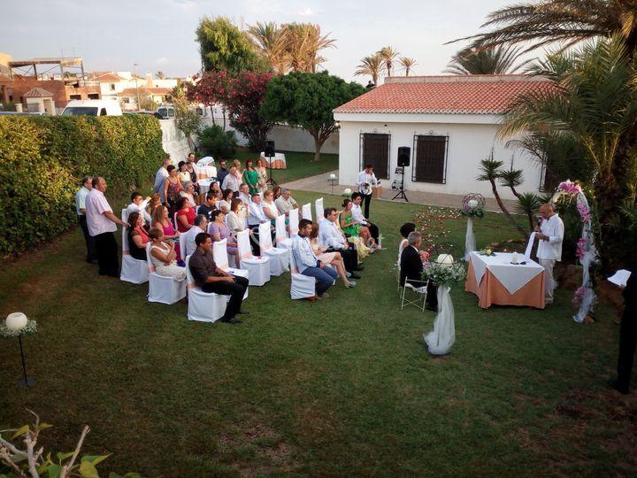 Sonorización boda civil