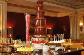 Fuentes de Chocolate Punto Escena