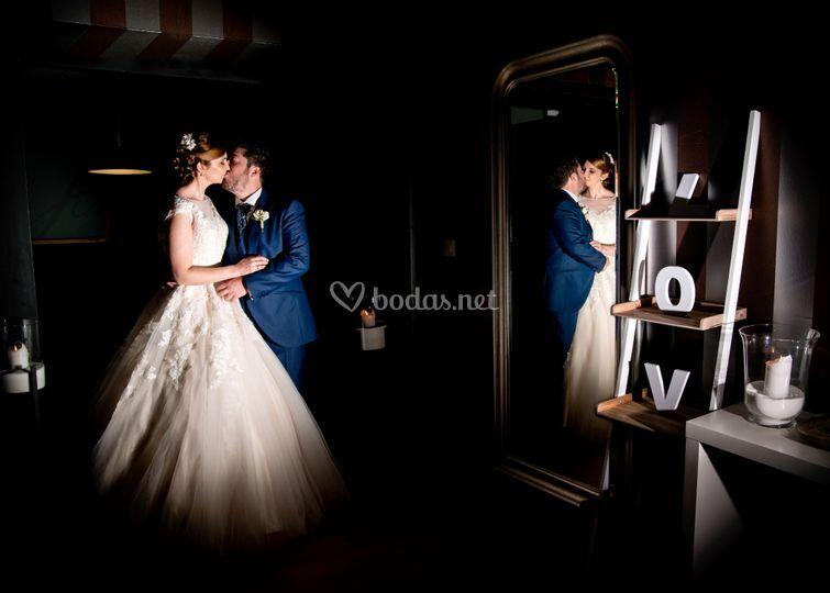 El amor ilumina